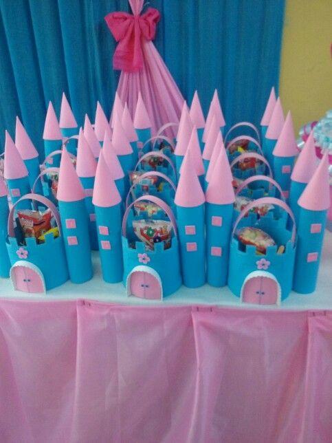 Cumplea os de cenicienta ideas para fiestas cinderella - Fiestas de cumpleanos de princesas ...