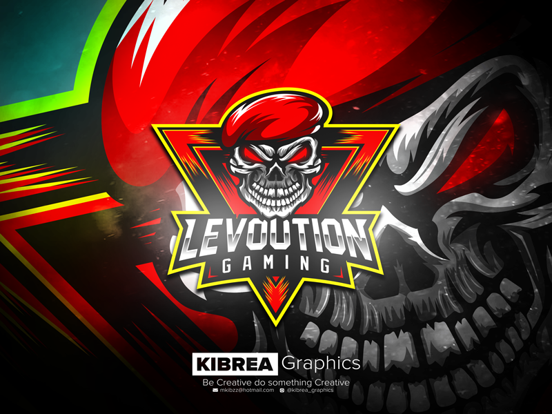 Skull Esports Logo Sports Illustrations Design Illustration Design Art Logo