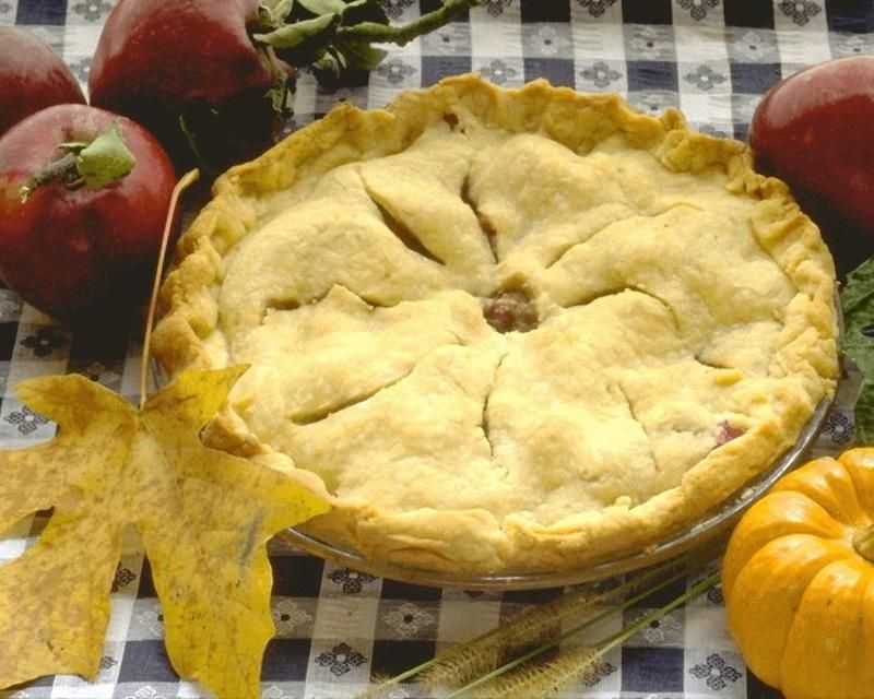 How to Make the Best Amish Pie