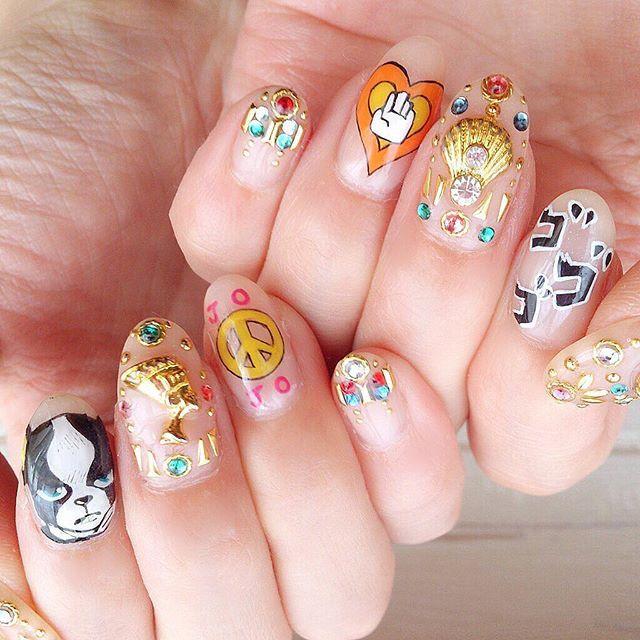 JoJo!!! Gel Nail Designs, Love Nails, Gel Nails, Hair Cuts