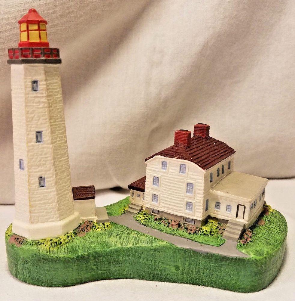 Sandy Hook Light New Jersey Spoontiques Replica Historic
