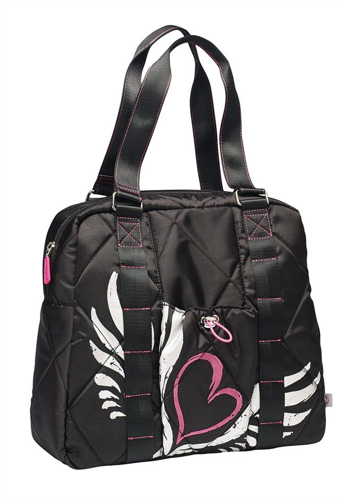 Smitten Faint Of Heart Quilted Tote Bag Scrubs And Beyond Love This