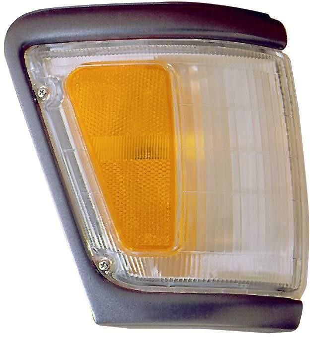 Toyota Pickup 4WD 92-95 Parking Corner Light Assembly LH USA Driver Side PAINTED