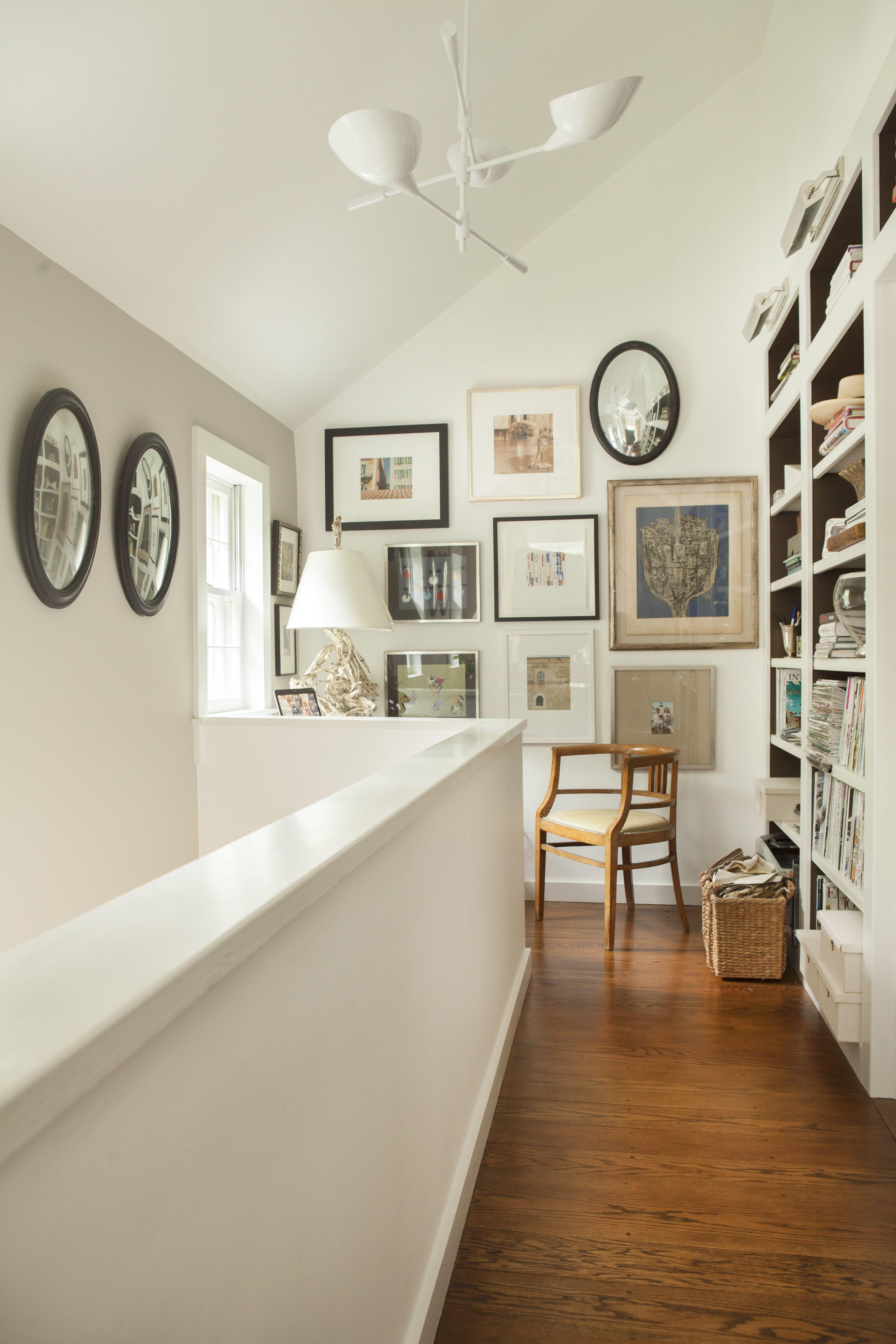 Hallway design by sb long interiors photo credit neil landino