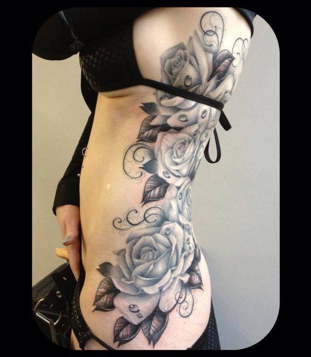 wwwpiercings-tatuajes wp-content gallery tatuajes-rosas - tatuajes de rosas