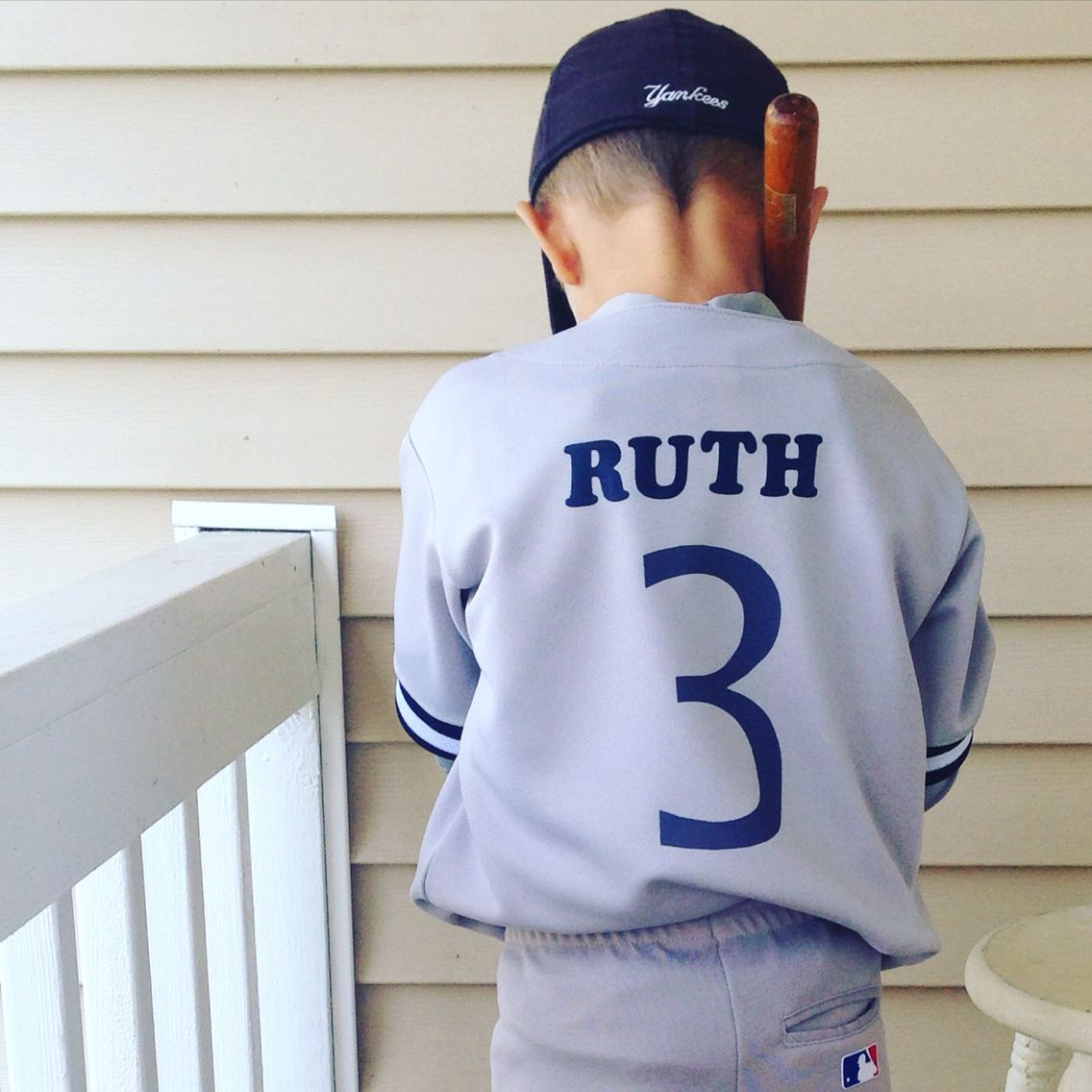 babe ruth costume | halloween costume ideas in 2018 | pinterest