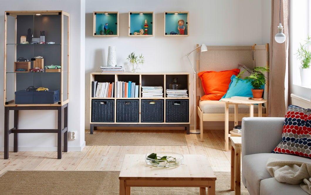 اشتر إكسسوارات الأثاث والمنزل اون لاين في مصر Ikea Living Room Dream Living Rooms Living Room Inspiration