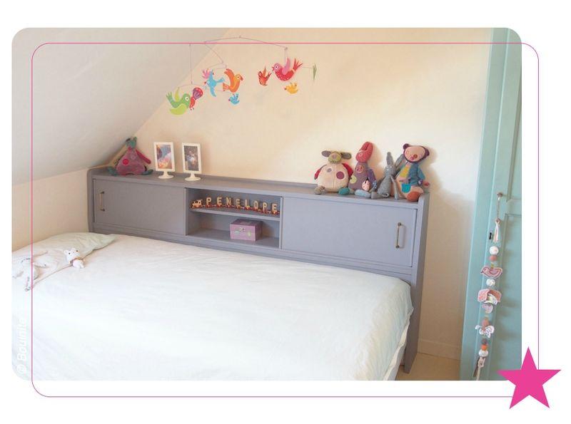 Relooking chambre ado fille, meubles anciens, miroirs... 4521856535fcb4b8b635d610ed50b3aa