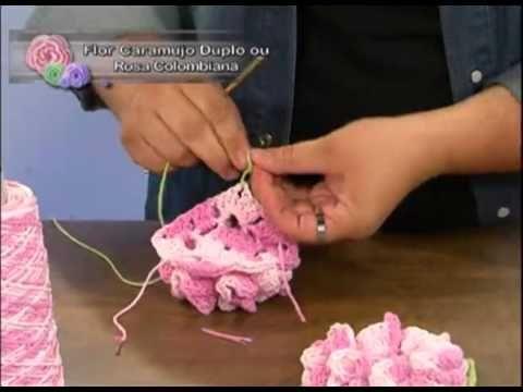 Mulher.com 29/11/2011 - Rosa Colombiana 2/2 (+lista de reproducción)