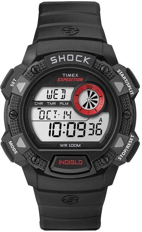 8ccf01e62 Timex Men's Expedition Digital Chronograph Watch - T49977KZ ...