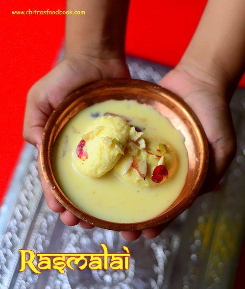 Rasmalai Recipe With Readymade Rasgulla How To Make Instant Rasmalai Under 10 Minutes Recipe Indian Dessert Recipes Indian Desserts Food