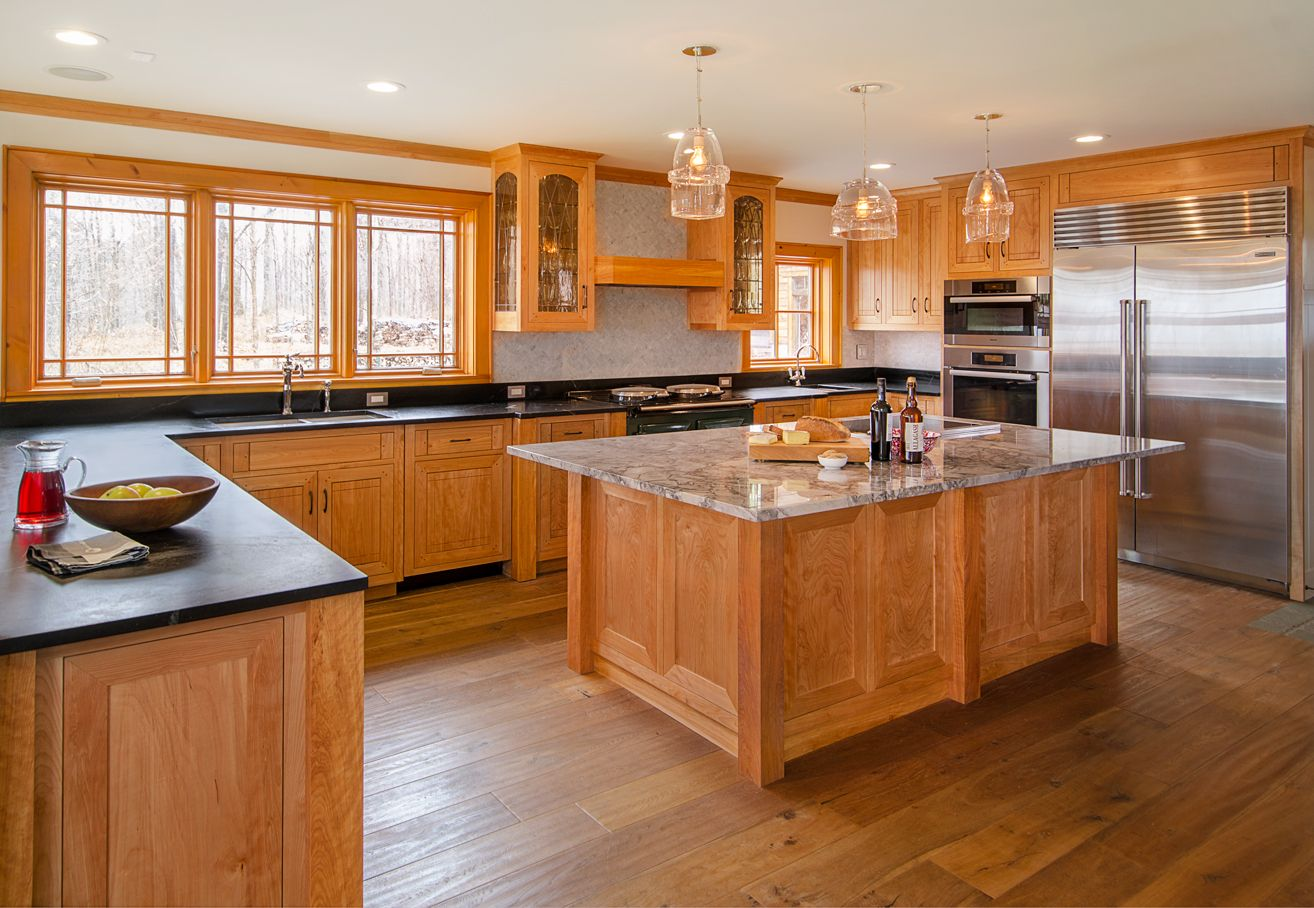 New Kitchens In Arts And Crafts Homes Google Search Kitchen Craft Cabinets Kitchen Cabinetry Kitchen Design