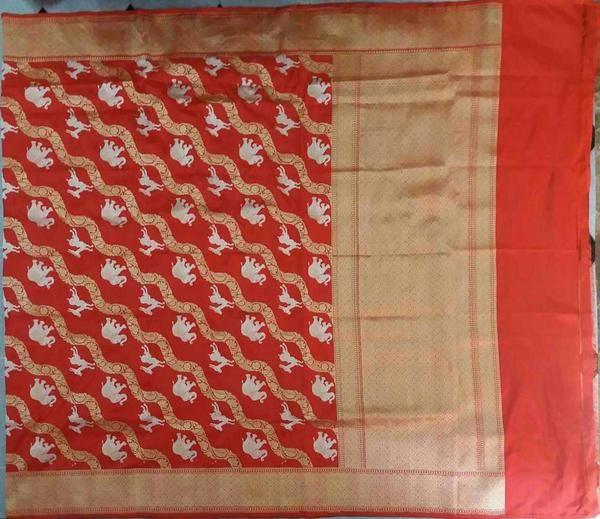 de5ef6c6f2 Banaras handloom silk/ silk dupatta weavesmart | Dupattas ...