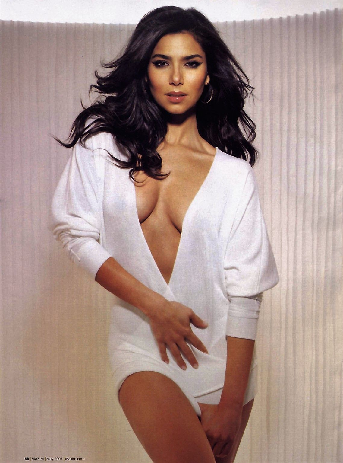 Roselyn Sanchez Cleavage Cleavage in Pinterest Roselyn