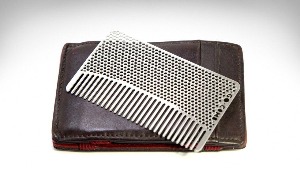 feature post image for Go-Comb Wallet Comb