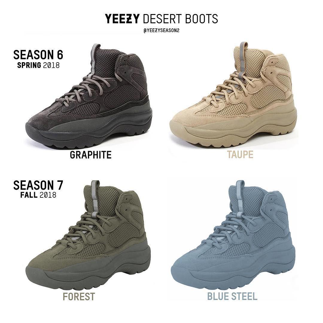 kanye desert boots