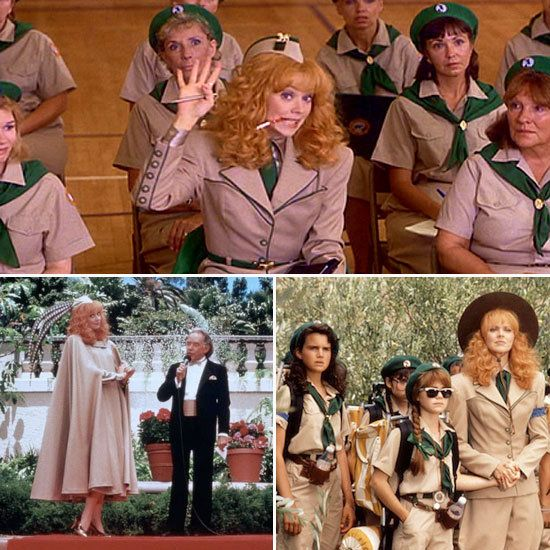 Turns out Troop Beverly Hills is also pretty on-trend this Fall  CLASSIC