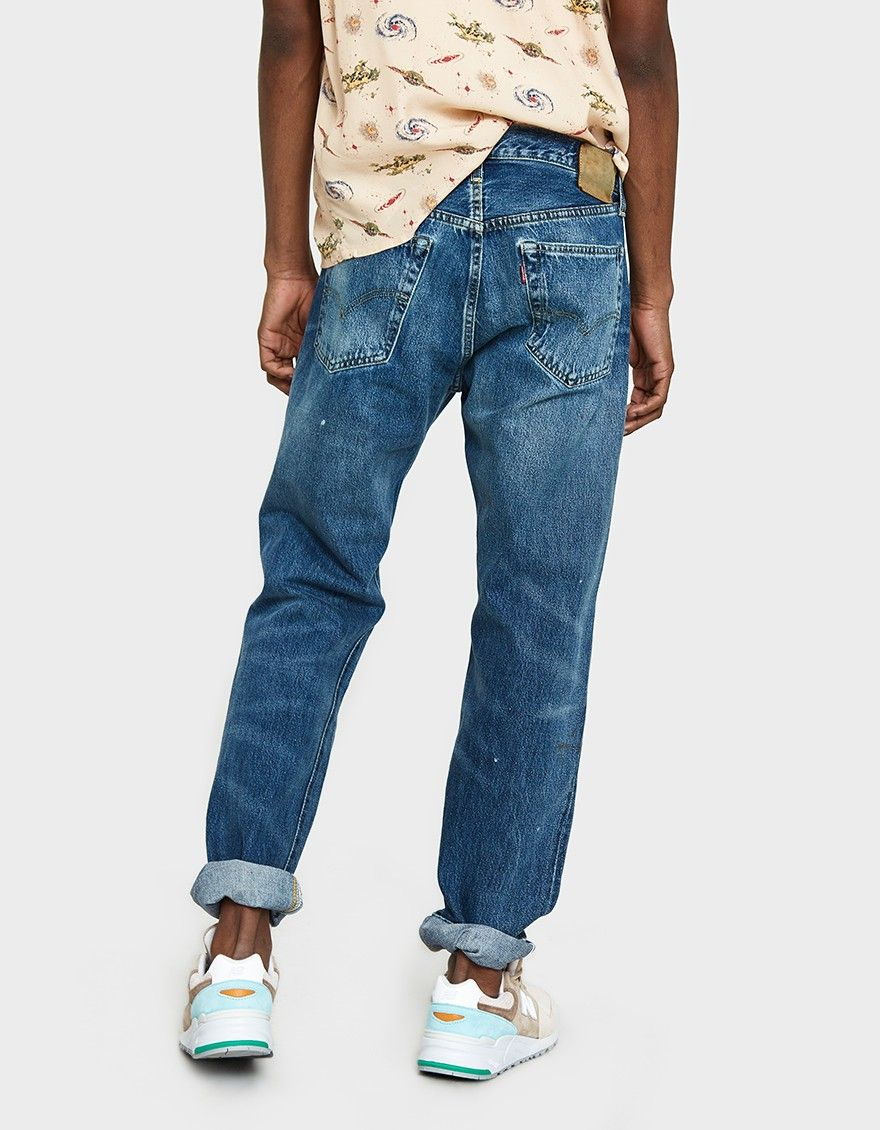 123abbb74bc 1954 501 Jeans | Just in : Men | Vintage outfits, Jeans, Vintage levis