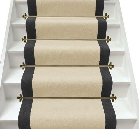Best Brintons Bell Twist Chalk Flint Smoke Twilight Stair 400 x 300