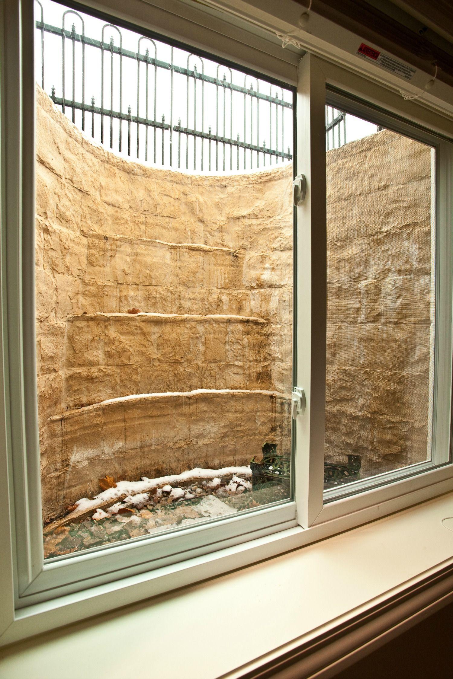Basement cool egress window wells for basement decoration