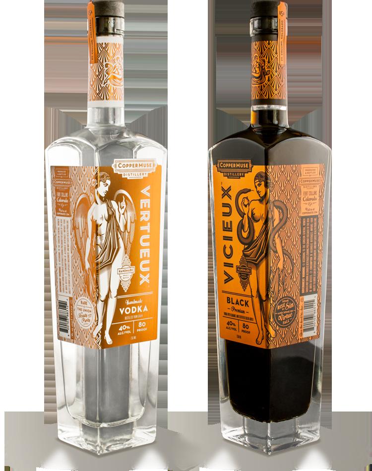CopperMuse Vodka