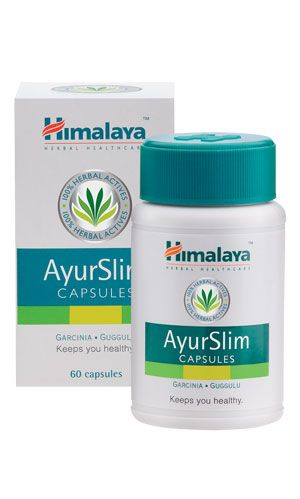 Himalaya S Ayurslim Is A Clinically Proven Safe And Natural