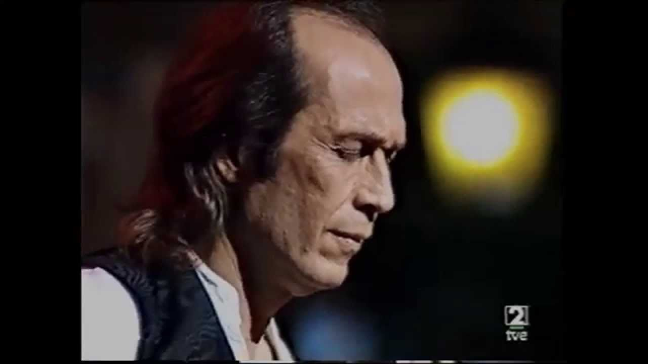 Paco de Lucia at La Barrosa 1993