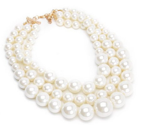 Necklace Png 457 401 Evening Necklace Fake Pearl Necklace Costume Jewelry Necklaces