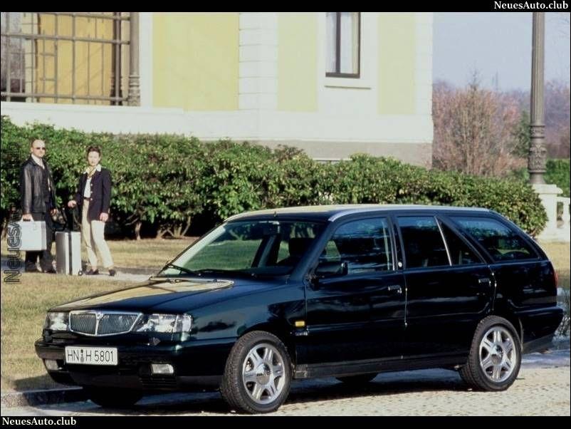 Lancia Dedra SW (1993 | Lancia delta and Fiat