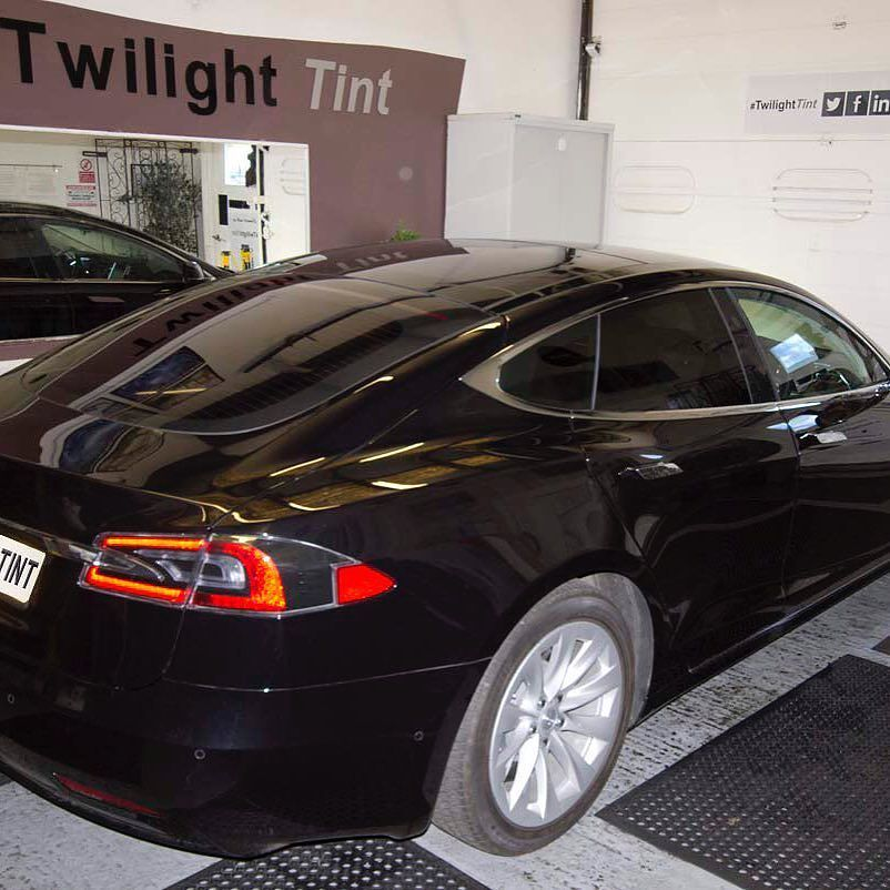 Car window tinting by twilight tint chichester with
