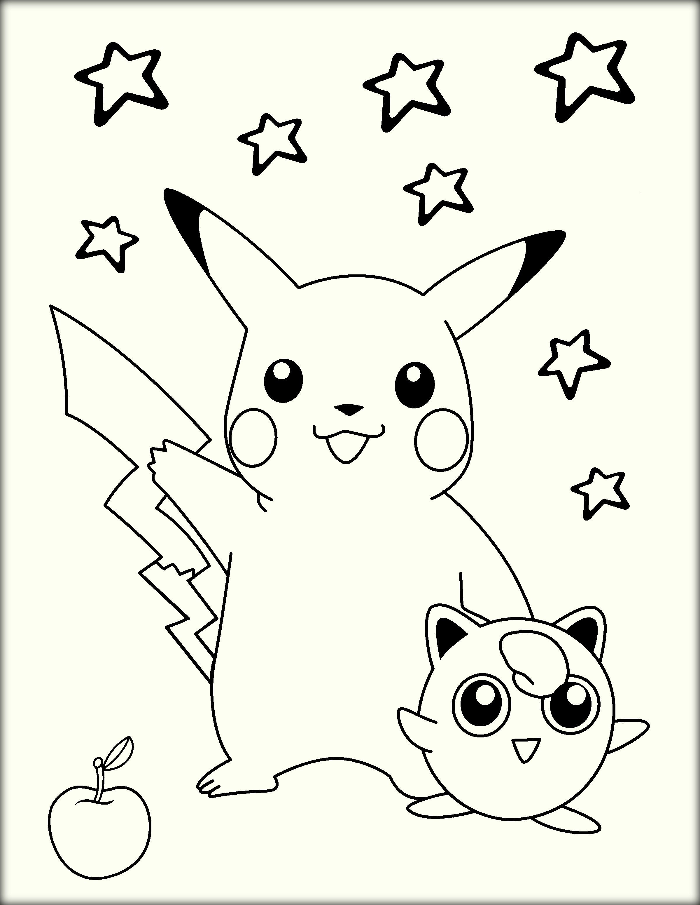 27 Inspiration Image Of Free Printable Pokemon Coloring Pages Cizim
