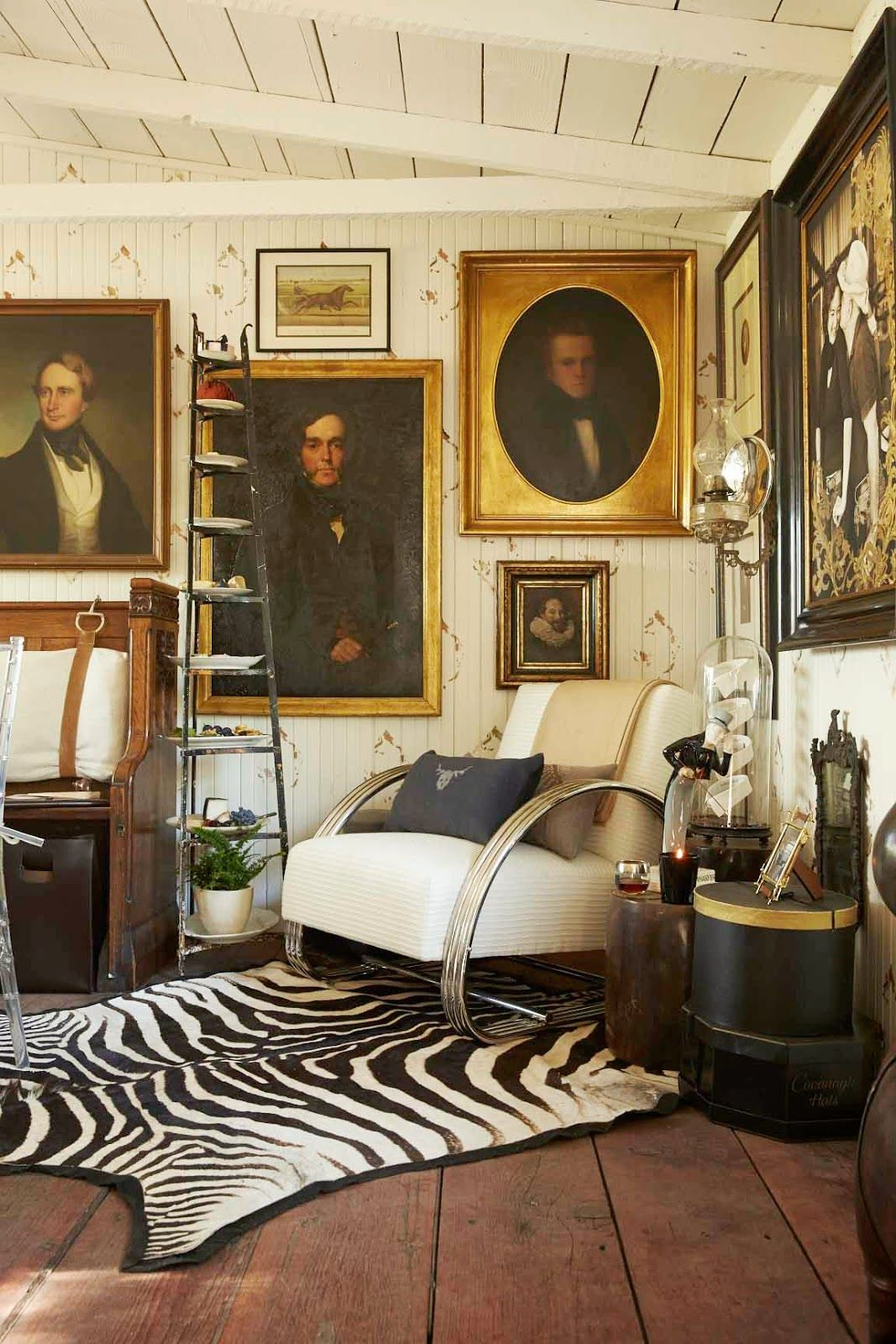 The Style Saloniste Positively British San Francisco Interior Designer Jonathan Rachman Transforms A Napa