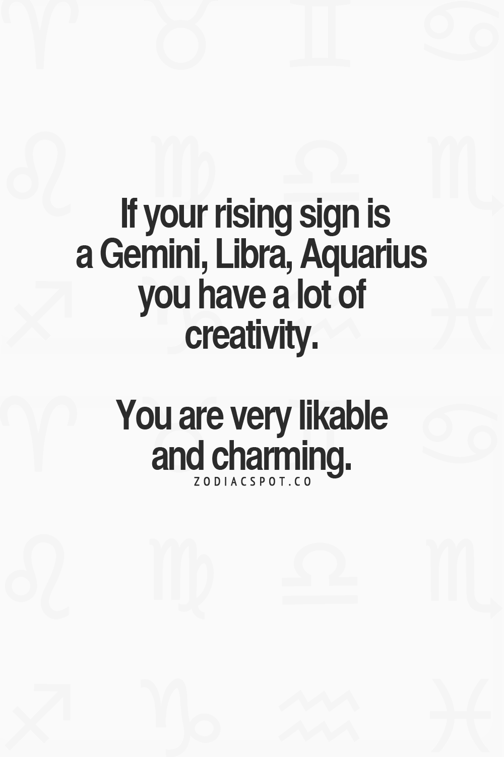 Zodiacspot your all in one source for astrology photo geminion zodiacspot what does your rising sign say about you nvjuhfo Image collections