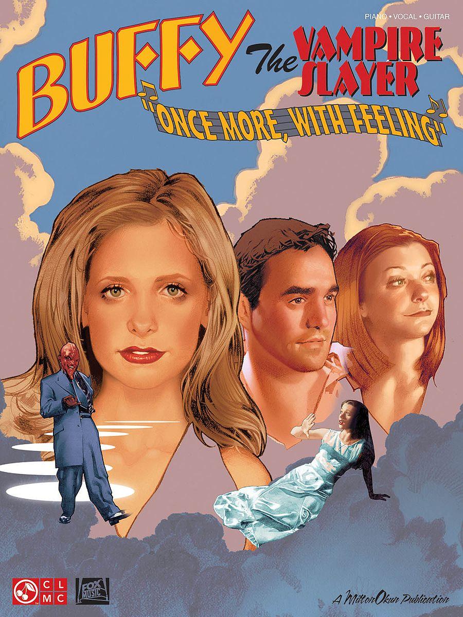 Your Showtune For November 6 Is Buffy Buffy The Vampire Vampire Slayer