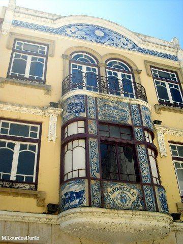Prédio em Tomar - Portugal