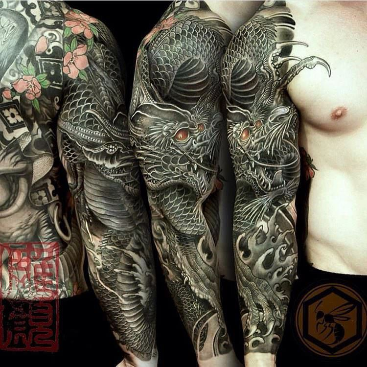 26 Sleeve Tattoo Designs For Men