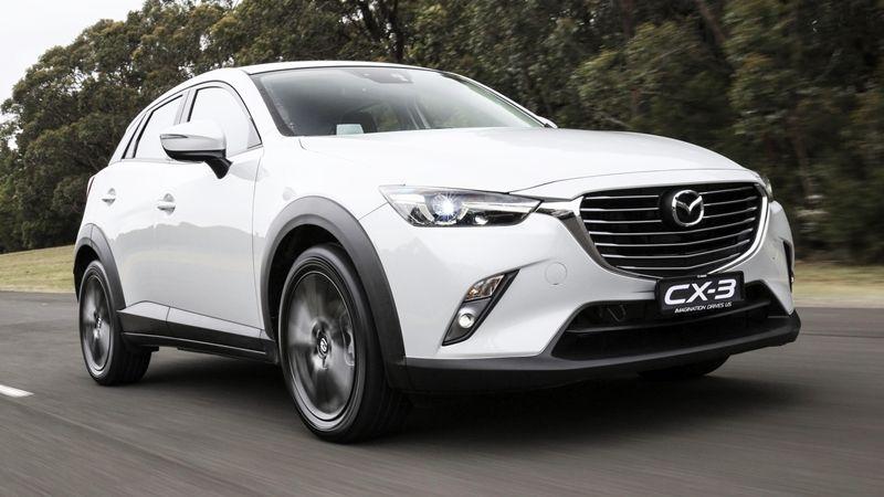 Mẫu xe SUV cỡ nhỏ Mazda CX-3 2017 sẽ được Trường Hải ô tô giới thiệu đến người tiêu dùng Việt Nam tại triển lãm Vietnam Motor Show 2016 vào đầu tháng 10.