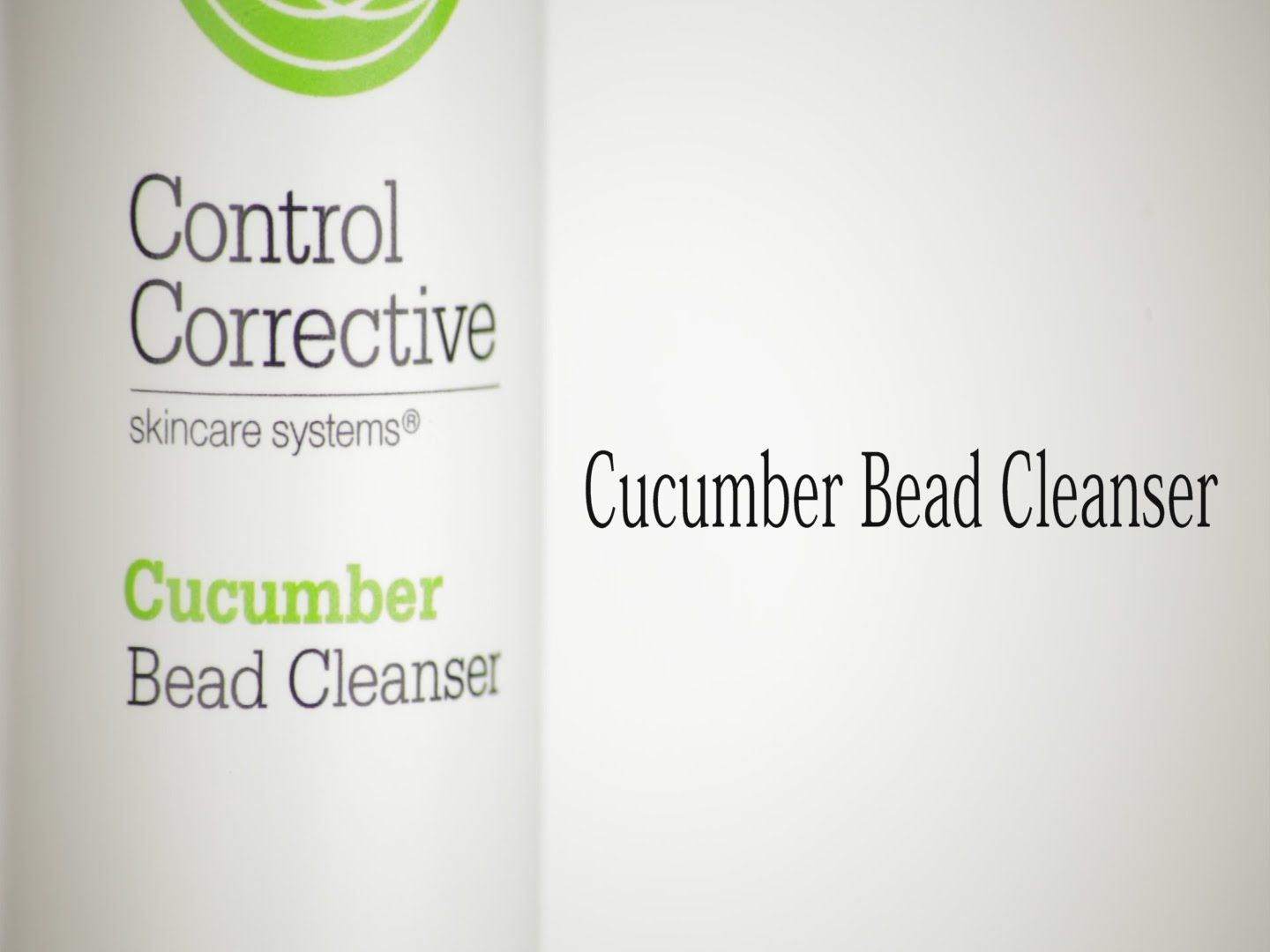 A multipurpose exfoliation cleanser containing tiny