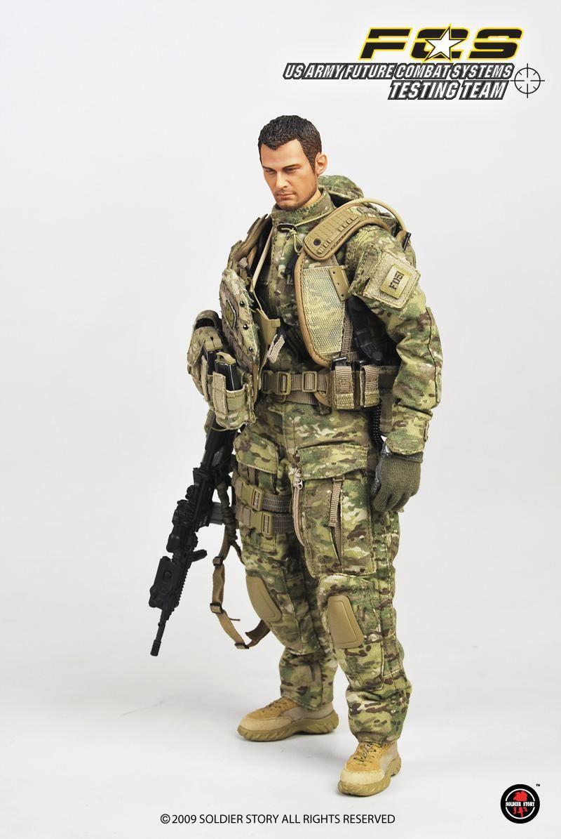 FCS US Army Future Com...
