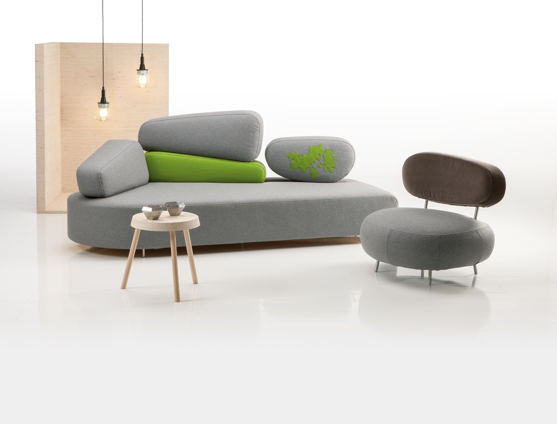 Mosspink Sofa Left Designer Lounge Sofas From Bruhl All Information High Resolution Images Cads Catalogues Organic Sofa Sofa Design Affordable Sofa