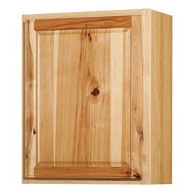 Kitchen Classics�Denver 30-in x 24-in x 12-in Hickory Single Door Kitchen Wall Cabinet From lowes - Stock cabinets!!!