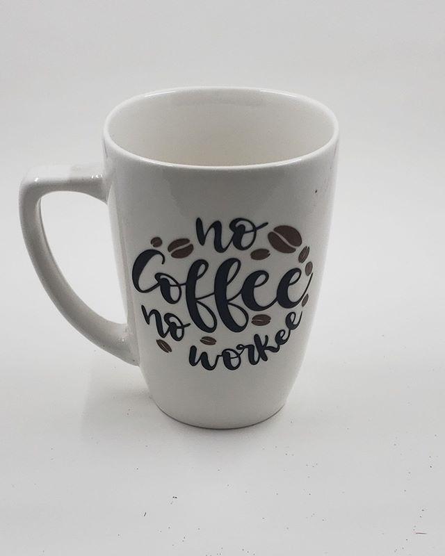 "K & P Creations on Instagram: ""12oz Ceramic Coffee"