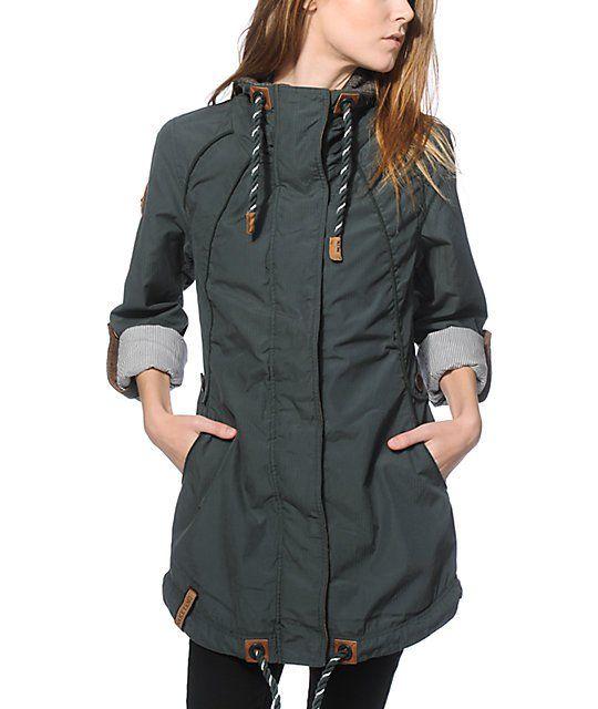 Naketano Female Jacket Tanaka