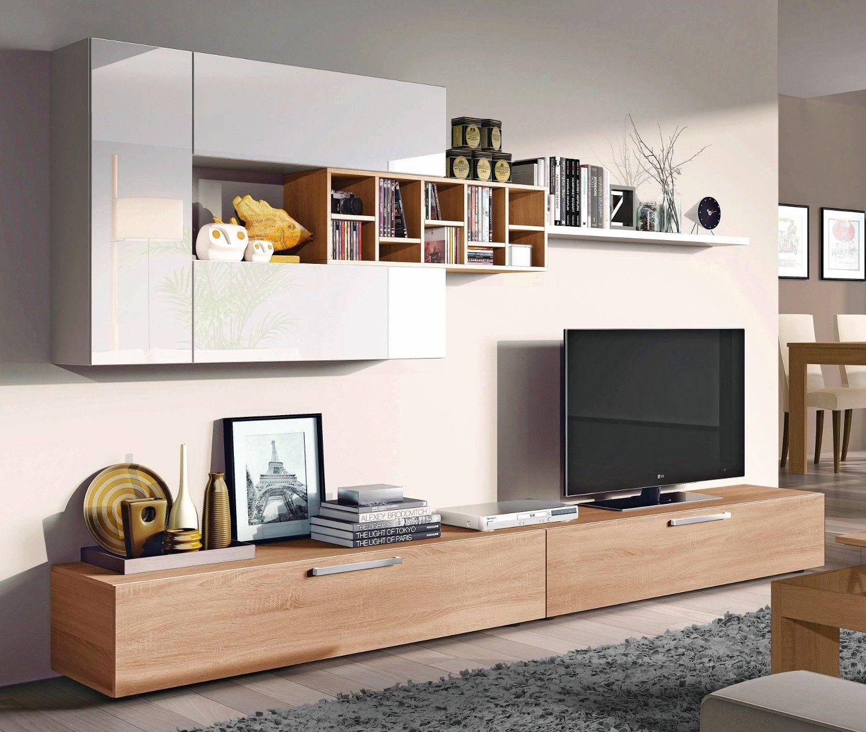 Compacto TV MANHATTAN - Compactos - Salones - Sofás y Salones ...