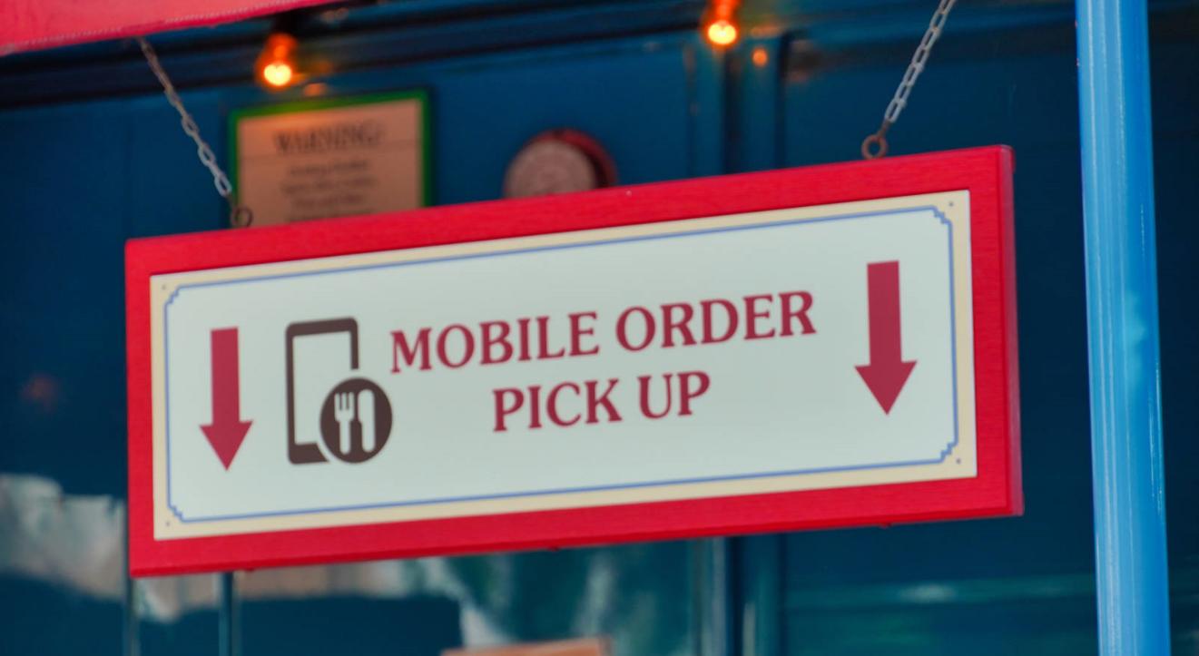 Mobile Ordering at Disneyland More Fun, Less Waiting