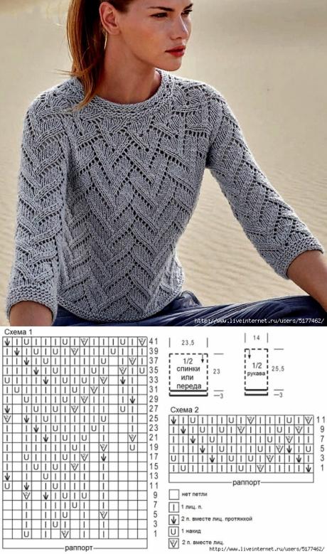 El pulóver   Pullover   Pinterest   Croché, Tricotar y Ganchillo