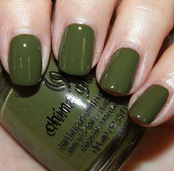 What about this green | Polish | Pinterest | Esmalte, Diseños de ...