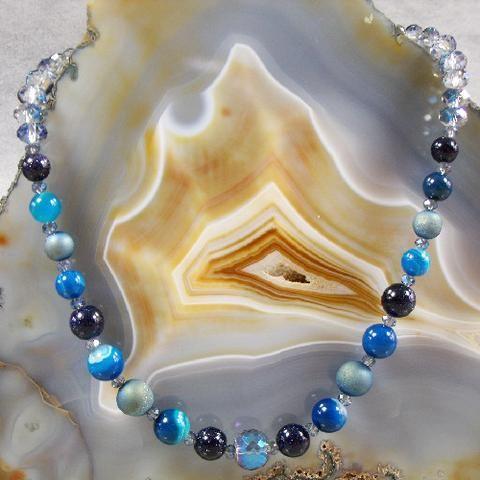 15+ Handcrafted semi precious gemstone jewelry ideas