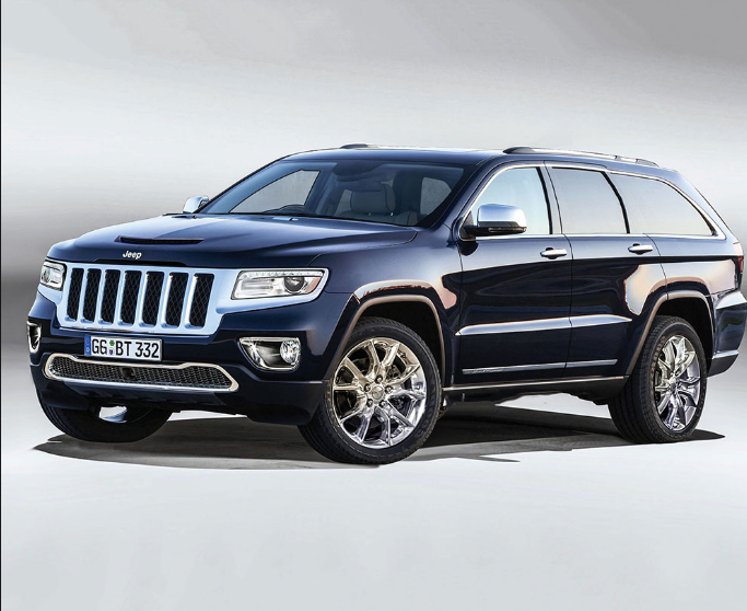 Jeep Grand Wagoneer 2018 Design Review Prices Rumors