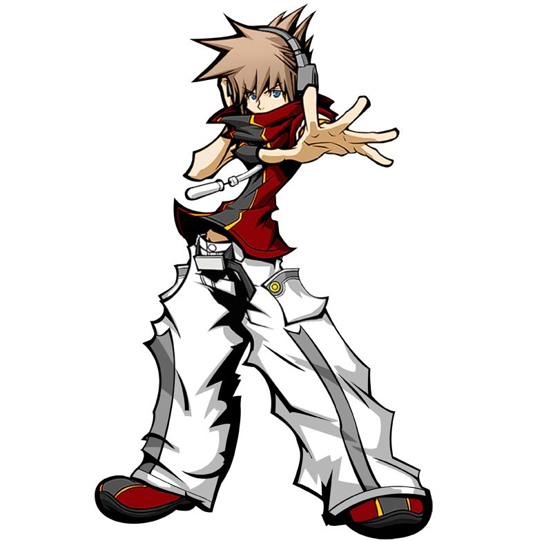 Sora The World Ends With You By Danieldupre On Deviantart End Of The World Kingdom Hearts Art Kingdom Hearts